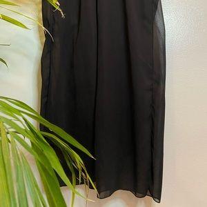 Suzy Shier Pants - NWT SUZY SHIER Black Jumpsuit